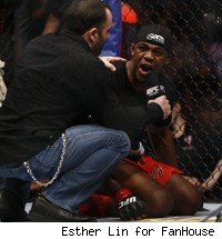 Jon Jones accepts title shot against Shogun Rua