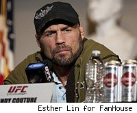 Randy Couture will hose the World MMA Awards 2010.