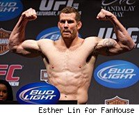 Nate Marquardt will fight in the main event at UFC 122 on Nov. 13.
