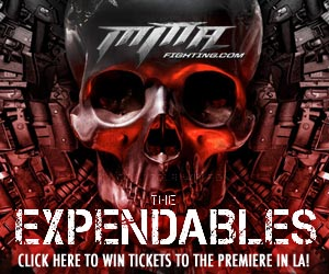 'The Expendables' Contest