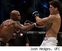Anderson Silva vs. Chael Sonnen will be the main event of UFC 117.