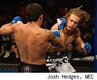 Urijah Faber vs. Jose Aldo in the main event of WEC 48.