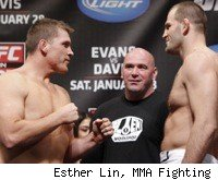 Mike Russow faces Jon Olav Einemo at UFC on FOX 2 in Chicago.