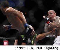 Edson Barboza will face Terry Etim at UFC 142.