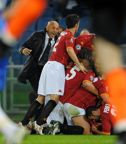 Thesis for an Essay on the Derby della capitale?
