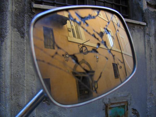 orange_vespa_mirror