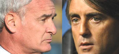 Coach's Couch: Ranieri v. Mancini