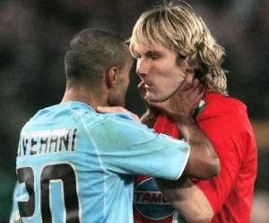 Liverani plays for Palermo now not Lazio I know.