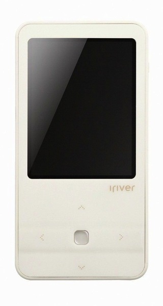 Iriver-e300-8gb-white