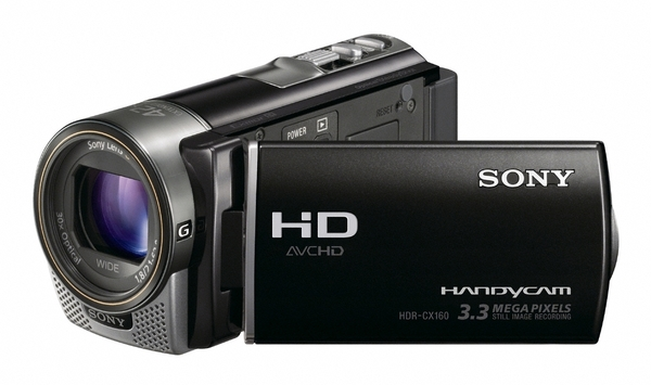 Sony-hdr-cx160
