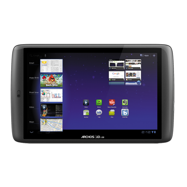 Archos 101 g9 or turbo