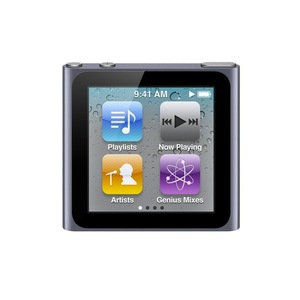Apple ipod nano (6th generation)
