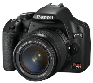 Canon eos rebel t1i