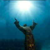 Underwaterstatue