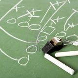 4753851-a-football-play-diagram-drawn-with-chalk-on-a-challkboard-with-chalk-and-a-whistle