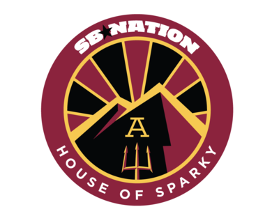 Arizona St. Sun Devils blog House of Sparky