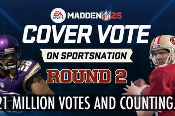 Top Seeds Roll in Madden NFL 25 Cover Vote - Baltimore Beat Down