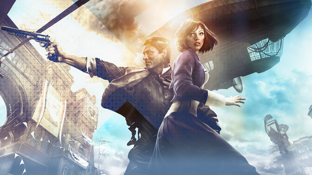 BioShock Infinite review: above and below