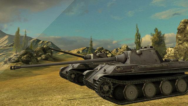 World of Tanks Blitz anunciado para tablets y smartphones
