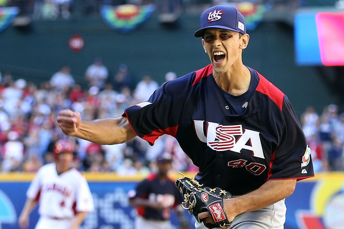 Steve Cishek World Baseball Classic