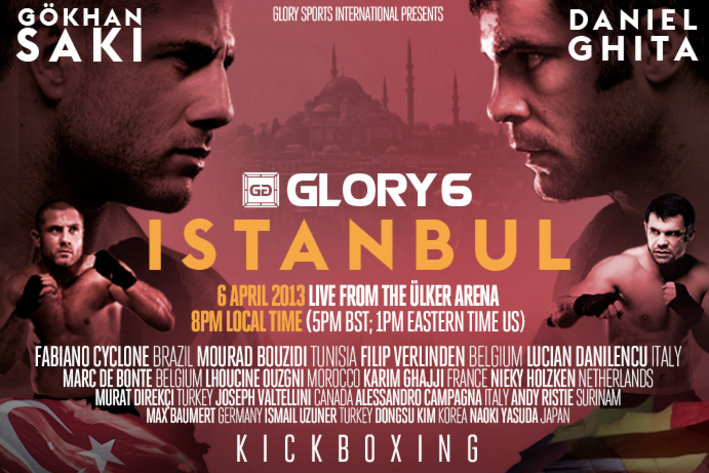 Glory 6 - Todos los resultados y videos principales