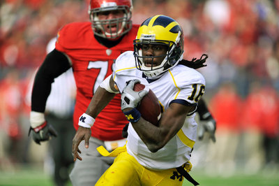 NFL Draft 2013: Denard Robinson gets 'extremely positive news' on nerve condition