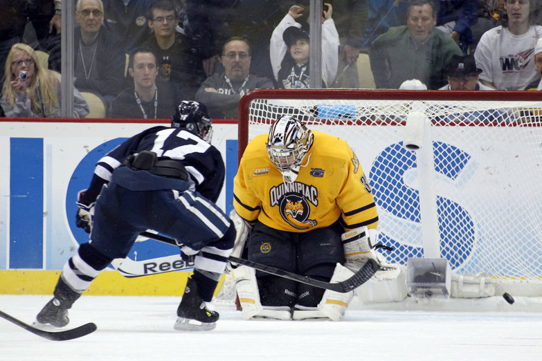 NCAA: Frozen Four - Miller Leaves Lasting Legacy At Yale