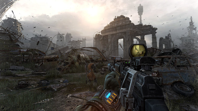 metro last light rain screenshot 1280.0 cinema 640.0 Ini daftar Game Terbaik di 2013/2014