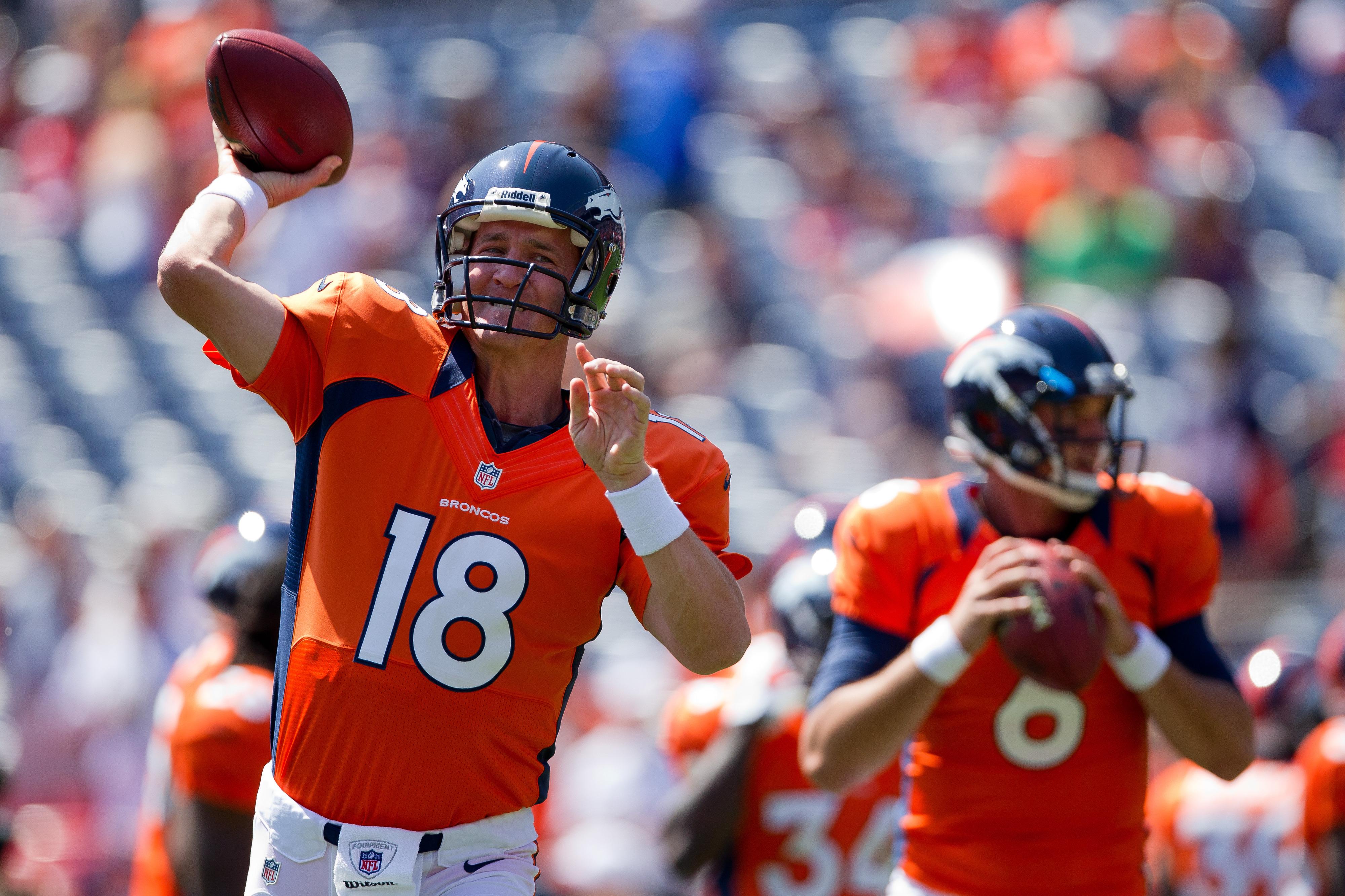 Denver Broncos 2013