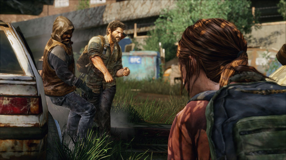 The Last of Us lets players set the pace of their survival experience