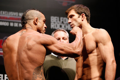 UFC on FX 8 Results: Belfort vs. Rockhold