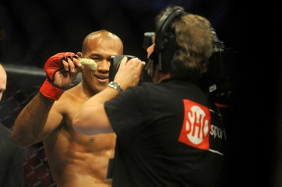 UFC on FX 8 results: Jacare Souza vs. Chris Camozzi full fight video highlights - Bloody Elbow