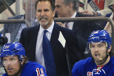Brad Richards a healthy scratch for Game 4 photo