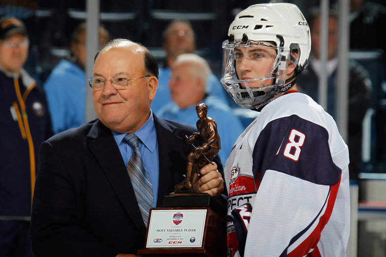 Hockey East: 2013 NHL Draft Prospect - Boston College Recruit Ryan Fitzgerald