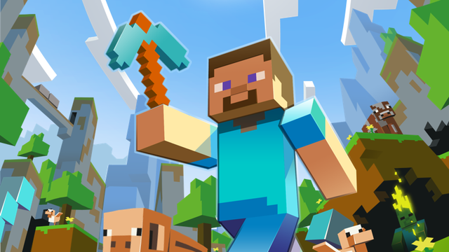 Minecraft - Pocket Edition updated with Minecraft Realms Alpha and