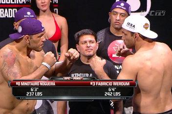 UFC on FUEL TV 10: Nogueira vs Werdum Prelims PBP (Discussion) 1:45pm PT/ 4:45pm ET