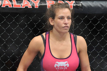 Miesha tate pegged for espn the magazine s body issue