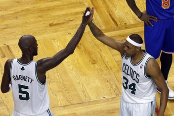 Kevin Garnett, Paul Pierce trade betweens Celtics and Nets draws closer to ...