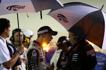NASCAR Nationwide Series at Kentucky Speedway results: Rain gives ...