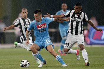 Liga Italia  - Prediksi Juventus vs Napoli, Sabtu 20 Oktober 2012 pukul 23.00 WIB