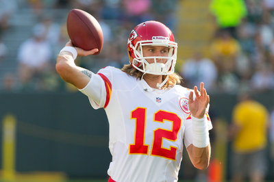 The Kansas City Chiefs cut 13 players on Sunday on their way to