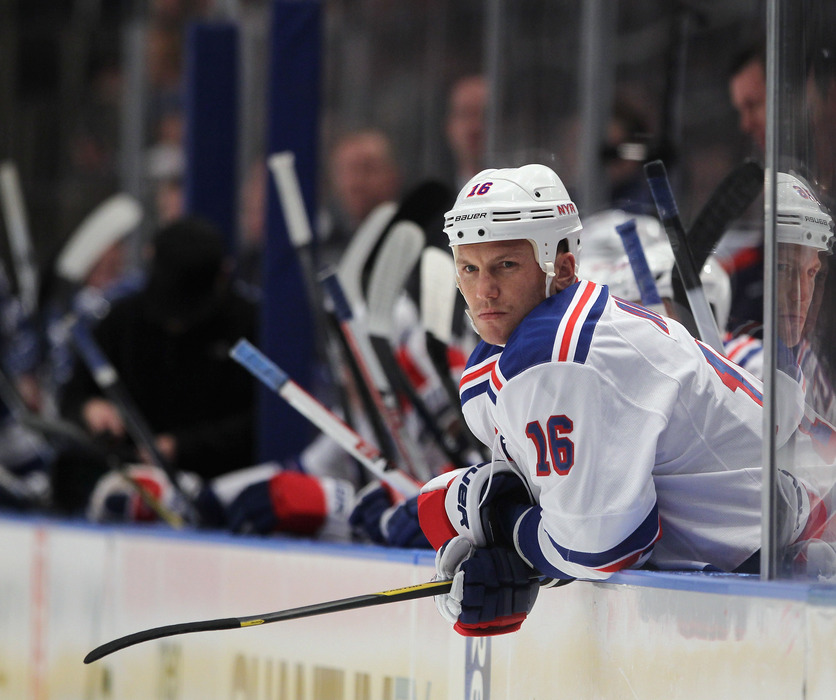 sean avery new york rangers
