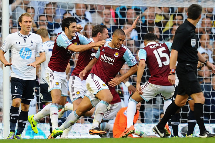 Tottenham vs West Ham 0-3 MOTD Highlights Premier League 6/10/2013