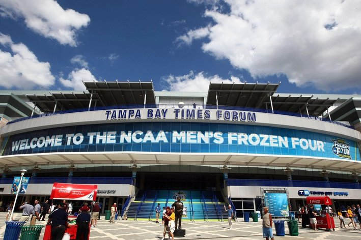 NCAA: Frozen Four Site Finalists Named