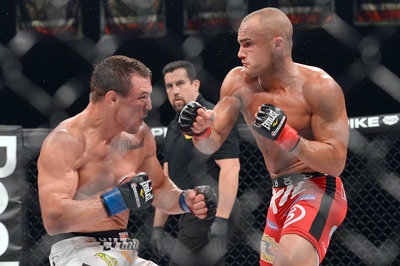 'Red Shorts' vs 'White Shorts' and the quest for Bellator 106 on Amelia Island
