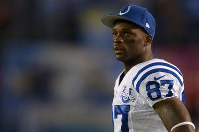 Reggie Wayne: Ultimate teammate and... coach?