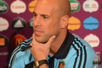 Reina Lied About Barca Links