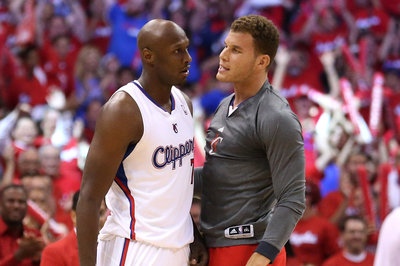 Are the Clippers the Only Team Lamar Odom is Interested In?