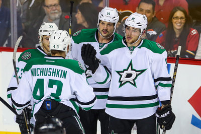 Dallas Stars' Tyler Seguin Named NHL's Second Star of the Week