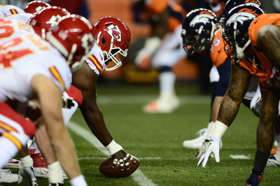 Kansas City Chiefs offensive line ranks 23rd in the NFL